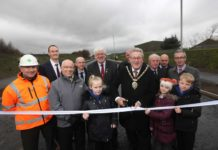Leadgate New Road Cost 2.4 Milllion Pounds