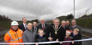Leadgate New Road Cost 2.4 Milllion Pounds