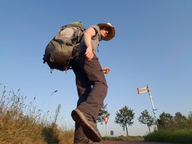 Man Does Charity Walk from North of England to Poland