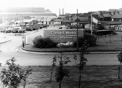 £5 Million Hotel Might Be Built on Consett Steelworks Site
