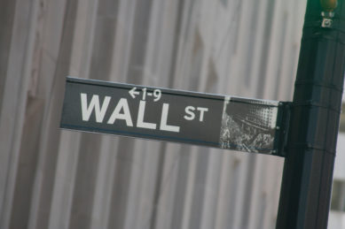 New York - Wall St