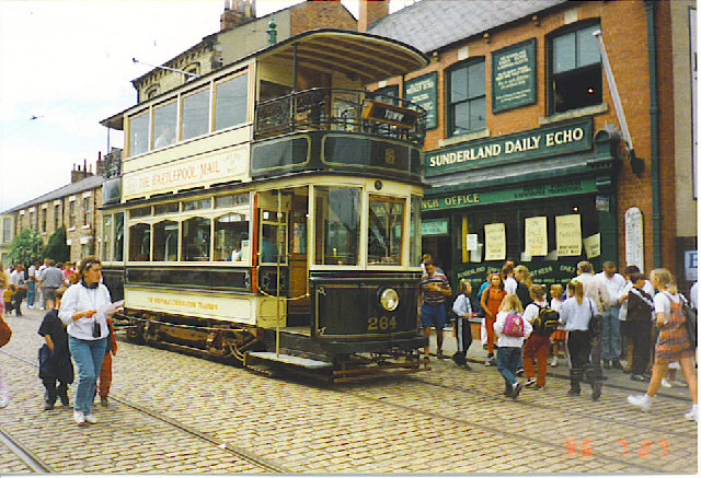 Record Numbers Visited Beamish in 2016