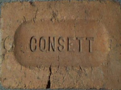 """The old star unit of measurement has been replaced by the humble """"Consett Brick""""."""