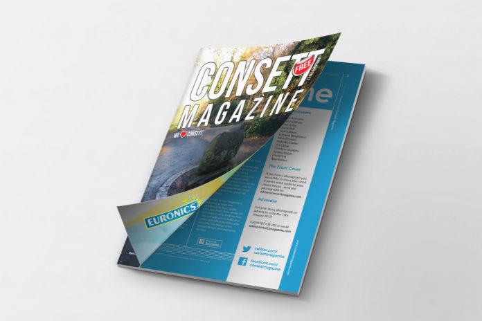 Consett Magazine January 2017