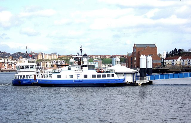 Commuter_ferries_at_the_South_Shields