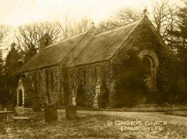 Edmundbyers - Churches & Witches