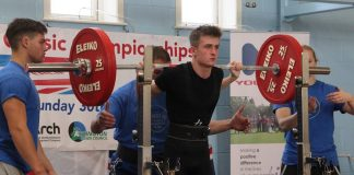 County Durham Power Lifter Will Represent Great Britain