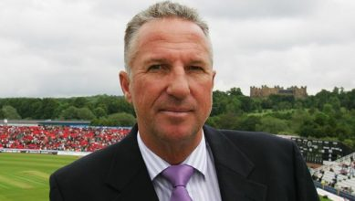 Ian Botham Starts Work as Durham County Cricket Club Chairman