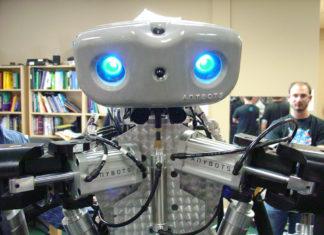 Stanley Schoolkids Building Robots