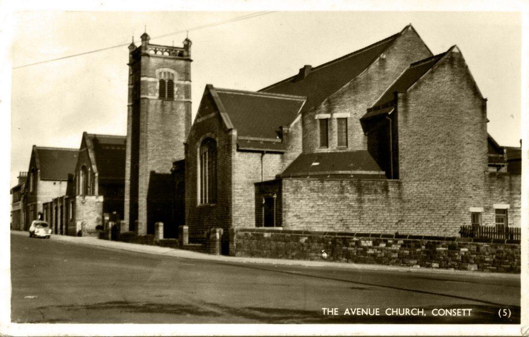 Founding of the Avenue Methodist