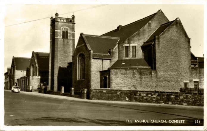 Founding of the Avenue Methodist