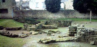 Roman Baths Found Beneath County Durham Street