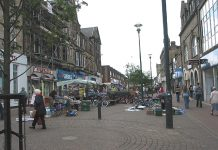 Consultations Ongoing over Future of Consett's Middle Street