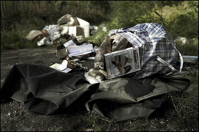 County Durham Fly-tipper Fined over £1,500