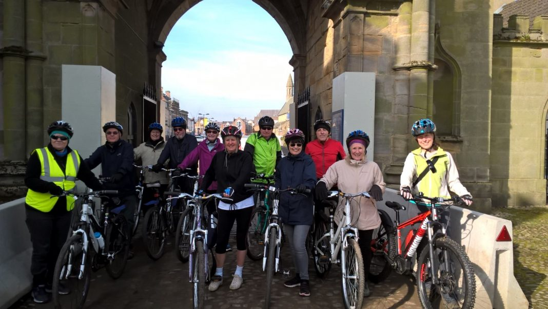 Get Active this Spring in Consett and the Durham Dales