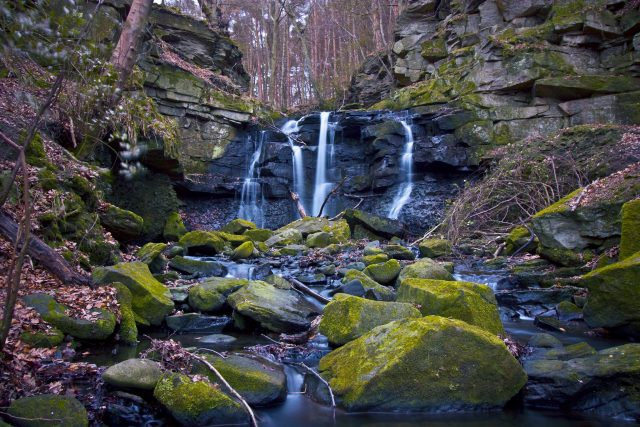 Courtesy of Mick C - Wharnley Burn Waterfall - Flickr Creative Commons