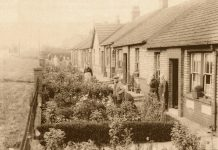 Cottages for the Aged Miners - Ramsey Terrace Delves lane-small