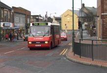 Consett Buses - Consett Bus Station