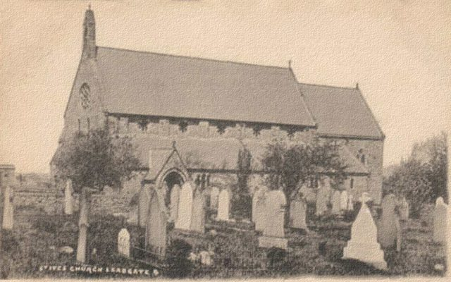 1866 Strikes and Openings - St Ives Leadgate