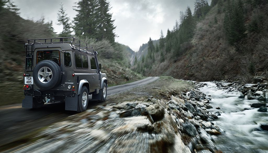photo courtesy of Land Rover Our Planet, from Flickr Creative Commons