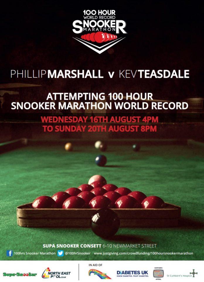 Snooker World Record
