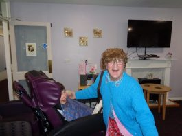 Mrs Brown new