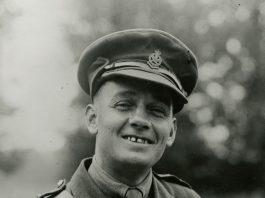 Lt George Burdon McKean