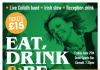Eat, Drink, Be Irish