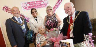 Margaret Avery 100th birthday