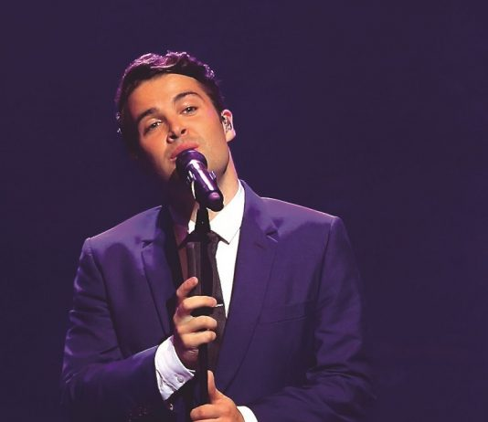 Empire Theatre 3 Joe McElderry