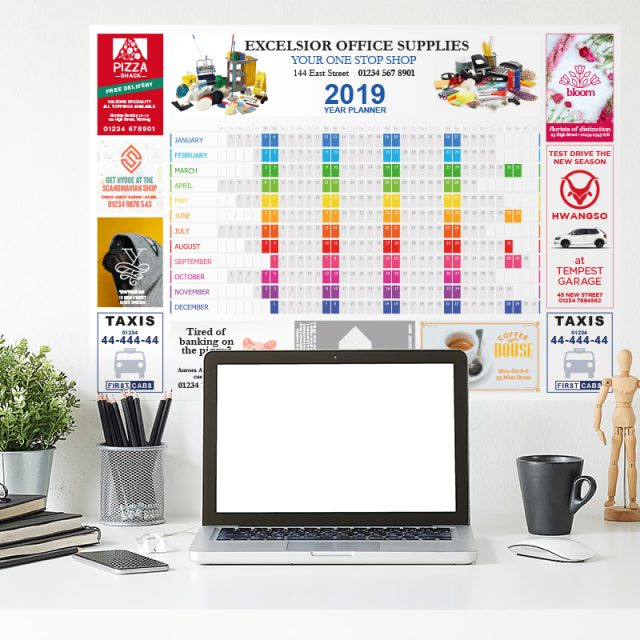 Office Wall Planners -