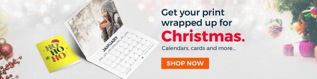 Christmas Printing and Design