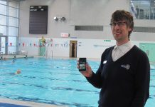 Swimming app 1