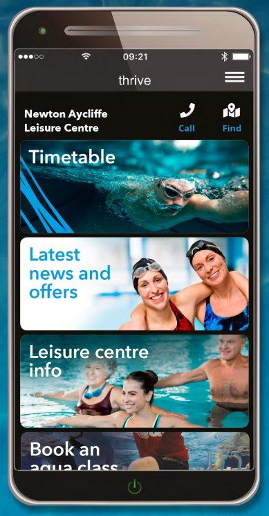 Swimming app 3