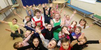 Once upon a christmas school 1