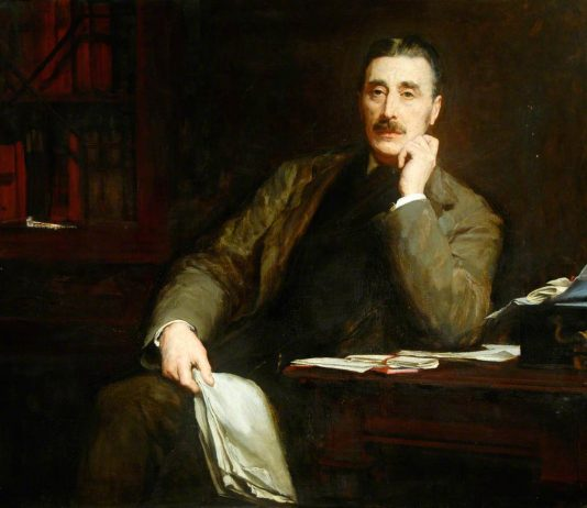 unknown artist; Sir David Dale of Darlington (1829-1906), Chairman of the Consett Iron Company (1884-1906), Managing Director (1869-1873); Newcastle University; http://www.artuk.org/artworks/sir-david-dale-of-darlington-18291906-chairman-of-the-consett-iron-company-18841906-managing-director-18691873-57309