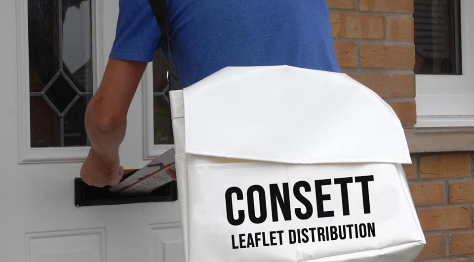 Consett Leaflet Distribution