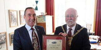 Paul Smith Chairman's Medal 1