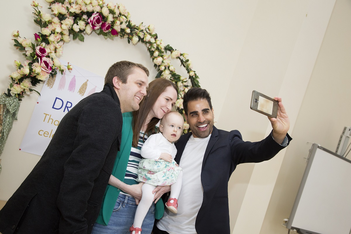 Shotley Bridge Nursery Welcomes Dr. Ranj
