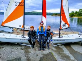 Local Lad Wins Sailing Award