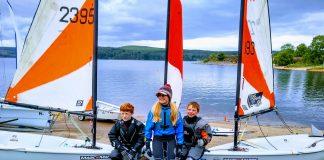 Local Lad Wins Sailing Award