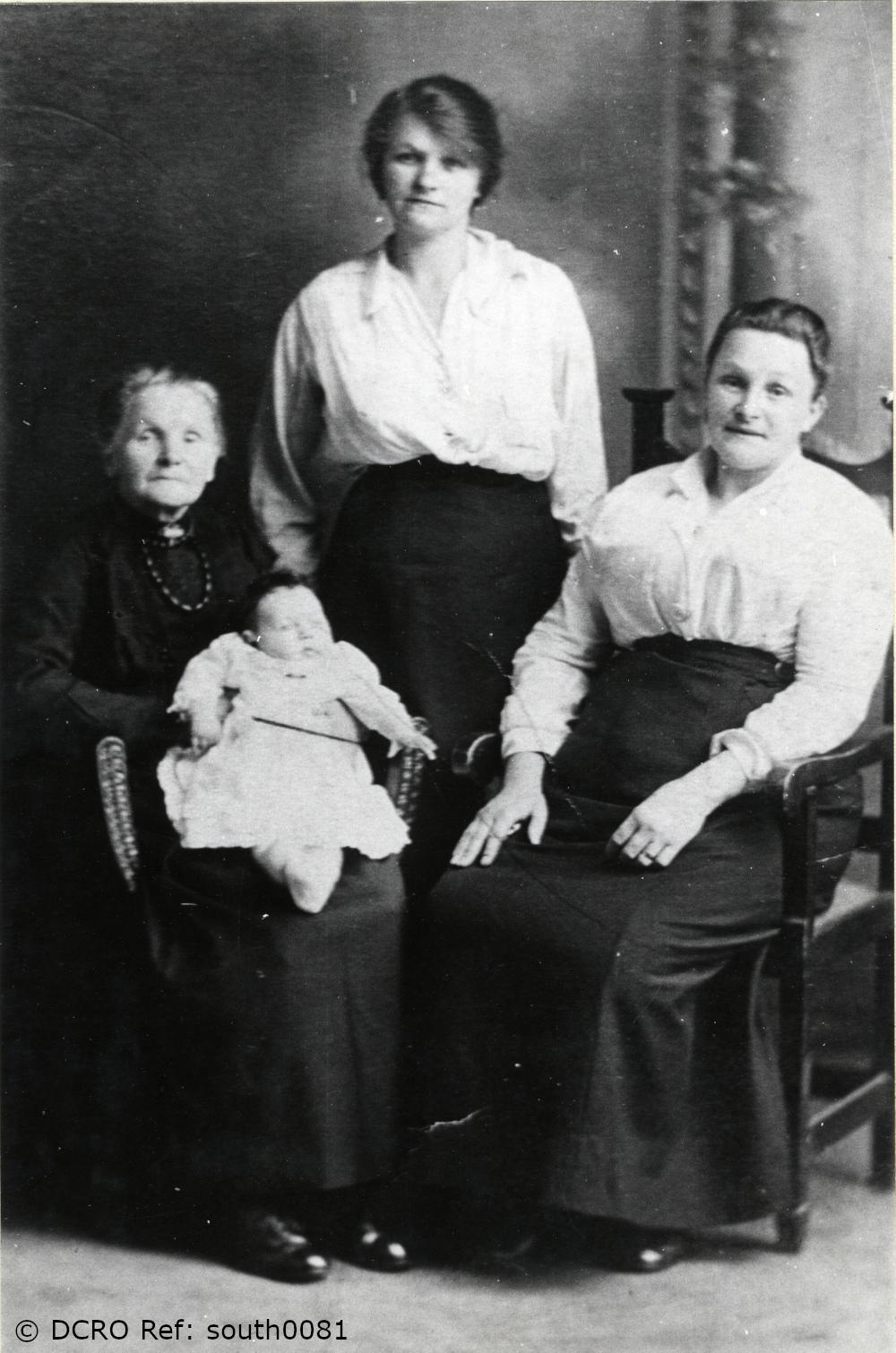 holmes family photo