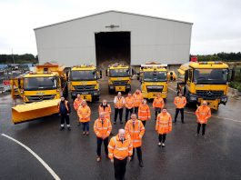 County Durham is ready for winter