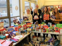 Christmas food appeal 2019