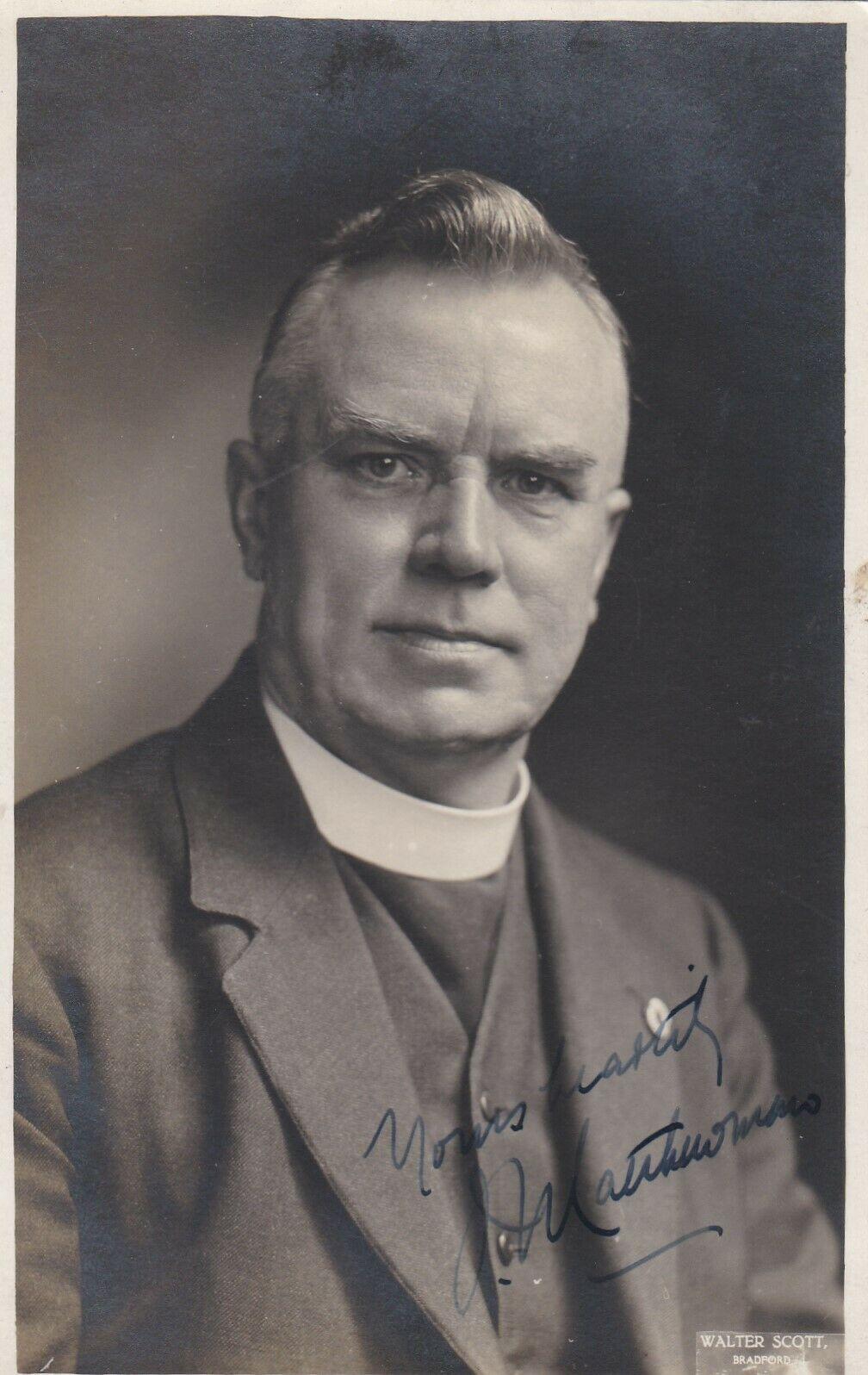 Rev-John-Matthewman-Weslyan-Church-Shotley-Bridge-and-Consett-Circuit-1927