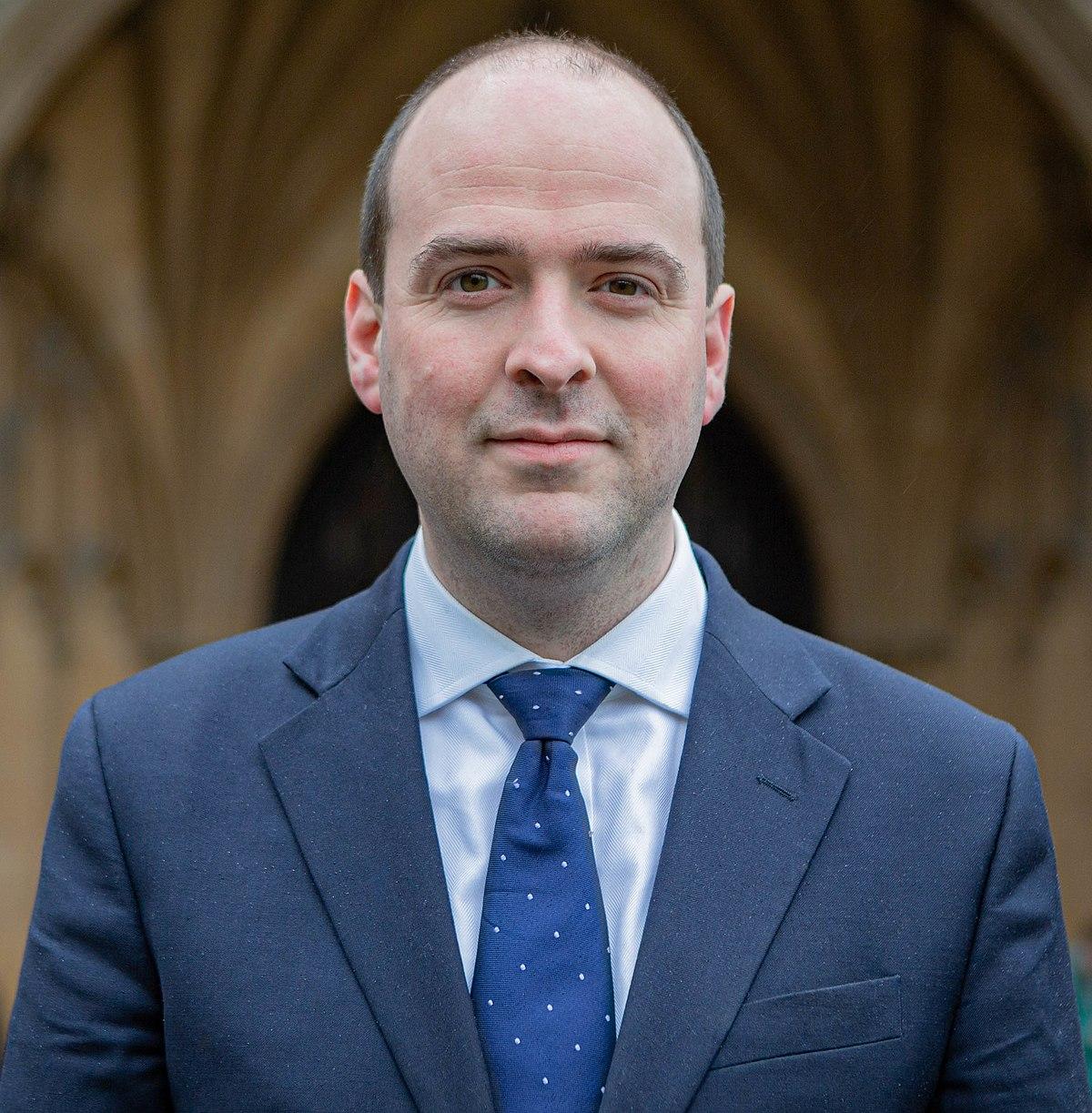 Richard Holden MP for North West Durham