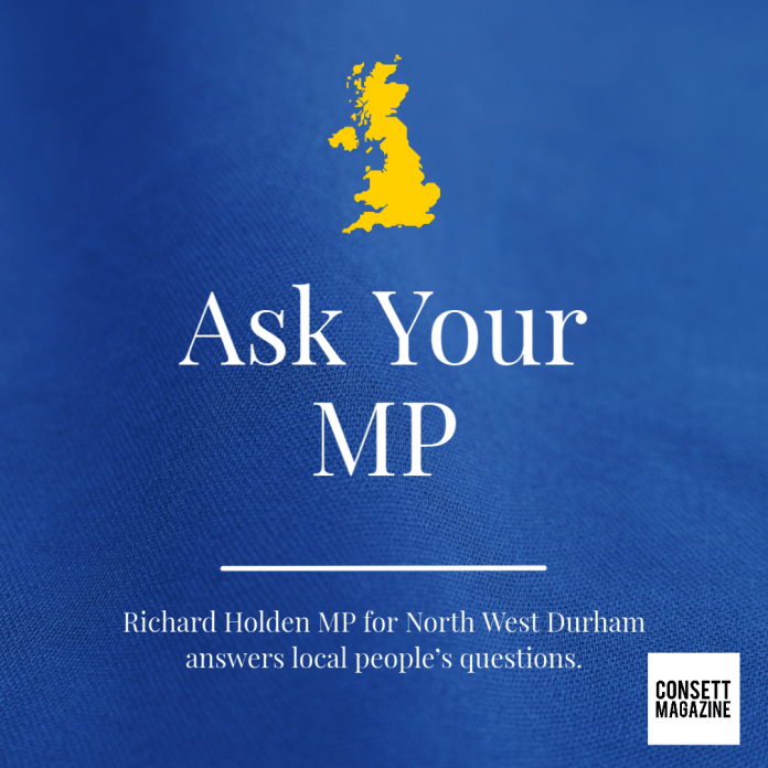 Questions & Answers : Ask Your MP