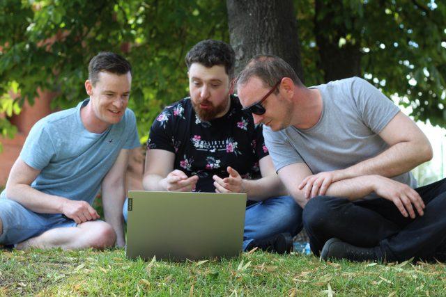 Meet the Firefly marketing team