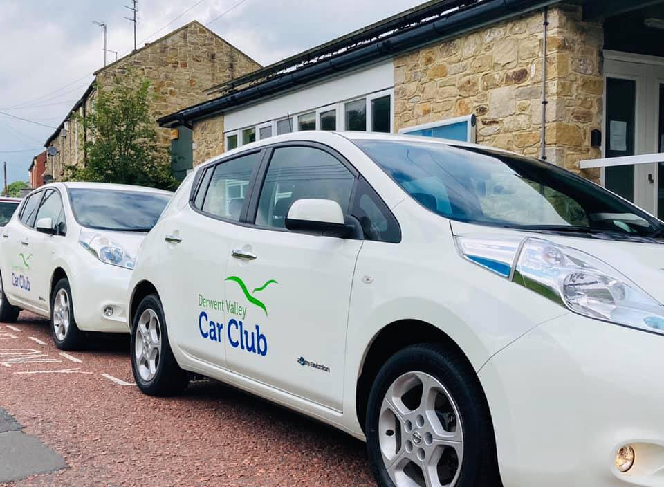 Derwent Valley Car Club Continues To Support The Shift To Electric Cars