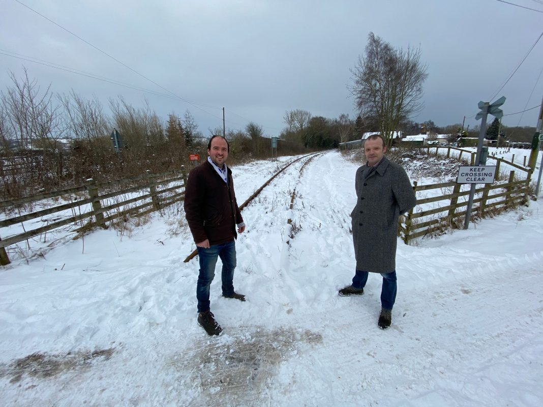 North West Durham MP Launches Campaign To Reopen The Weardale Line
